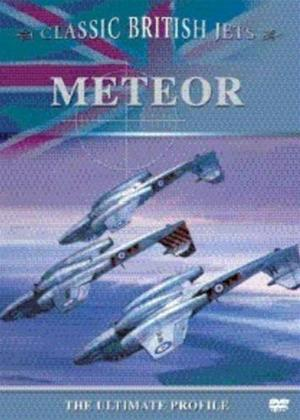 Rent Classic British Jets: Gloster Meteor Online DVD Rental