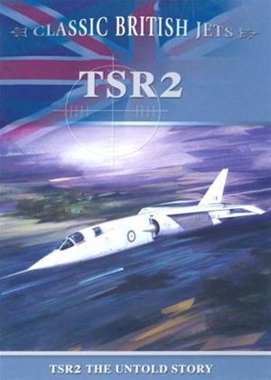Rent Classic British Jets: TSR2 Online DVD Rental