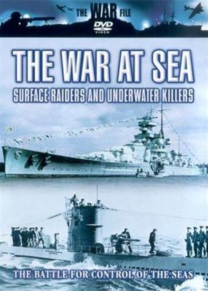 Rent The War at Sea: Surface Raiders and Underwater Killers Online DVD Rental