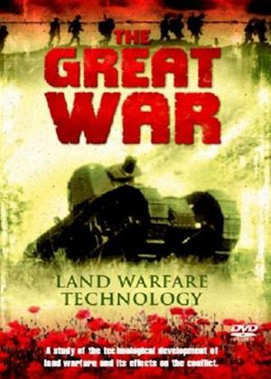 Rent The Great War: Land Warfare Technology Online DVD Rental