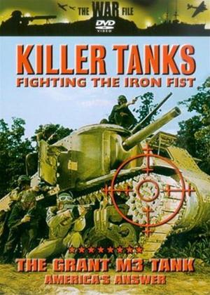 Rent Killer Tanks: The Grant M3 Tank Online DVD Rental
