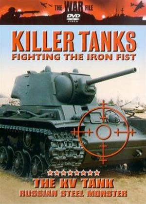 Rent Killer Tanks: The KV Tank Online DVD Rental
