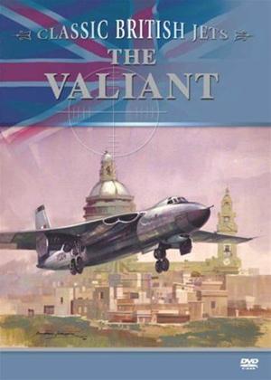 Rent Classic British Jets: Valiant Online DVD Rental