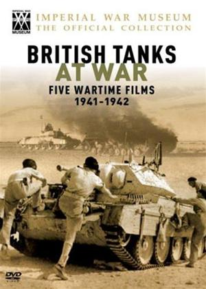 Rent British Tanks at War Online DVD Rental