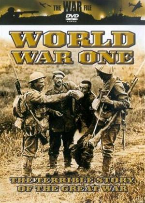 Rent World War One: The Terrible Story of The Great War Online DVD Rental