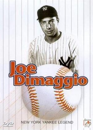 Rent Joe Dimaggio: New York Yankee Legend Online DVD Rental