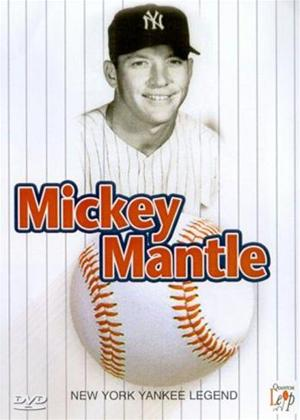 Rent Mickey Mantle: New York Yankee Legend Online DVD Rental