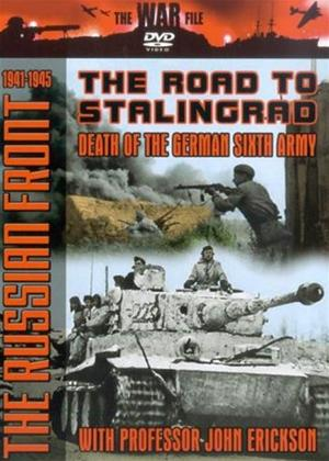 Rent The Russian Front 1941-1945: The Road to Stalingrad Online DVD Rental