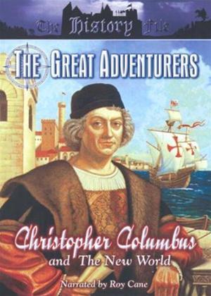 Rent Great Adventurers: Christopher Columbus Online DVD Rental