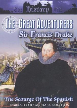 Rent Great Adventurers: Sir Frances Drake Online DVD Rental