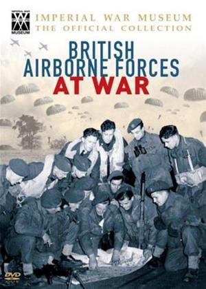 Rent British Airborne Forces at War Online DVD Rental