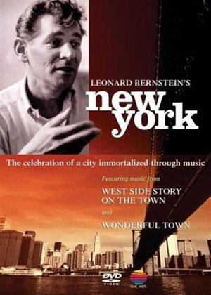 Rent Leonard Bernstein's New York Online DVD Rental