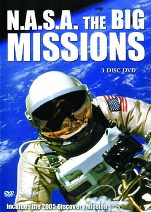 Rent NASA: The Big Missions Online DVD Rental