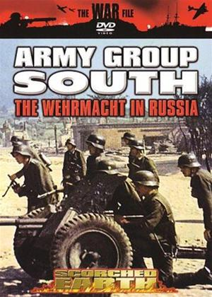 Rent Scorched Earth: Army Group South: The Wehrmacht in Russia Online DVD Rental