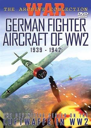 Rent German Fighter Aircraft of WW2: 1939 to 1942 Online DVD Rental