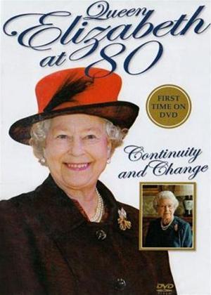 Rent Queen Elizabeth at 80 Online DVD Rental