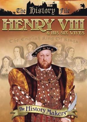 Rent History Makers: Henry VIII and His Six Wives Online DVD Rental
