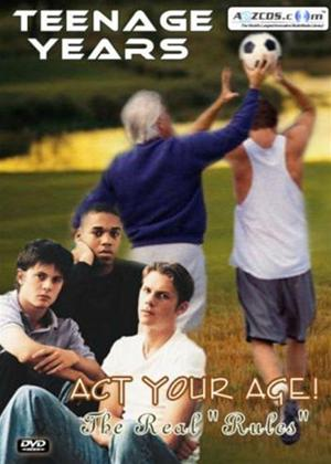 Rent Teenage Years: Act Your Age! Online DVD Rental