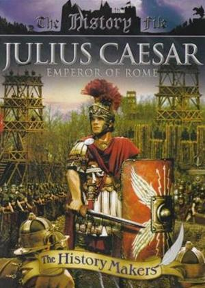 Rent History Makers: Julius Caesar: Emperor of Rome Online DVD Rental