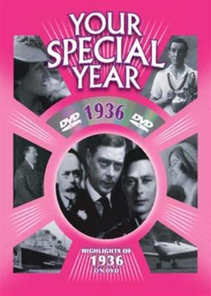 Rent Your Special Year: 1936 Online DVD Rental