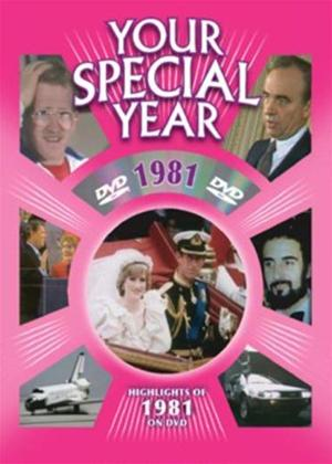 Rent Your Special Year: 1981 Online DVD Rental