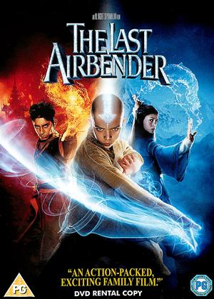 The Last Airbender Online DVD Rental