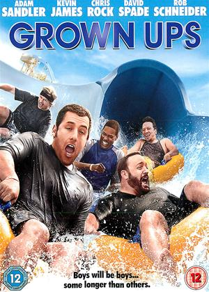Rent Grown Ups Online DVD Rental