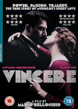 Rent Vincere Online DVD Rental