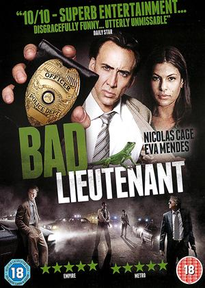 Rent Bad Lieutenant: Port of Call New Orleans Online DVD Rental