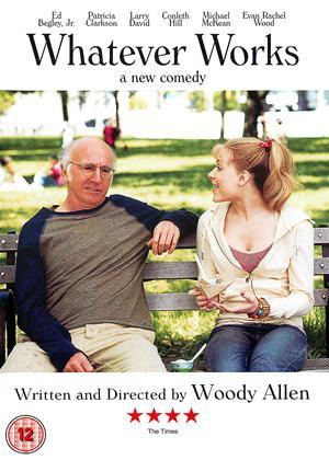 Whatever Works Online DVD Rental