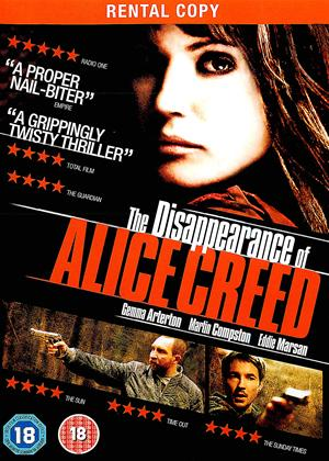 The Disappearance of Alice Creed Online DVD Rental