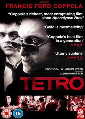 Tetro Online DVD Rental