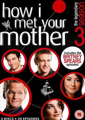 Rent How I Met Your Mother: Series 3 Online DVD Rental