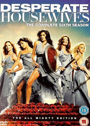 Rent Desperate Housewives: Series 6 Online DVD Rental