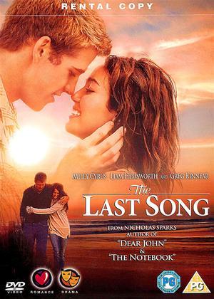 Rent The Last Song Online DVD Rental