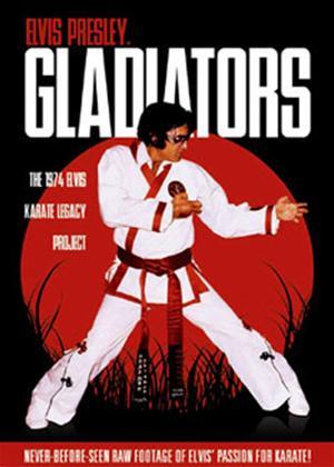 Rent Elvis Presley: Gladiators Online DVD Rental