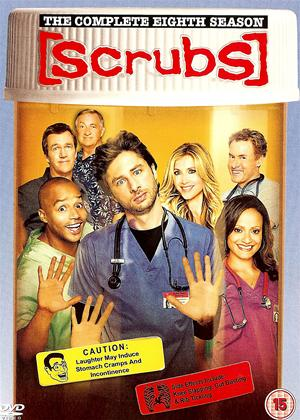 Rent Scrubs: Series 8 Online DVD Rental