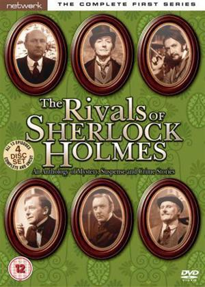 Rent The Rivals of Sherlock Holmes: Series 1 Online DVD Rental