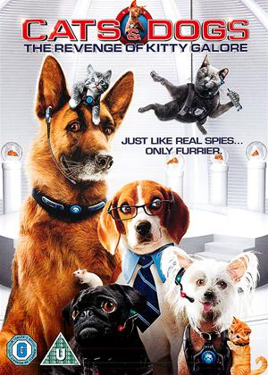 Rent Cats and Dogs 2: The Revenge of Kitty Galore Online DVD & Blu-ray Rental