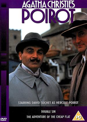 Rent Agatha Christie's Poirot: Double Sin / The Adventure of The Cheap Flat Online DVD Rental