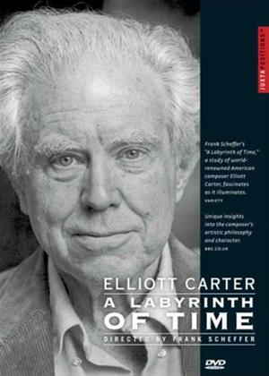 Rent Elliott Carter: A Labyrinth of Time Online DVD Rental