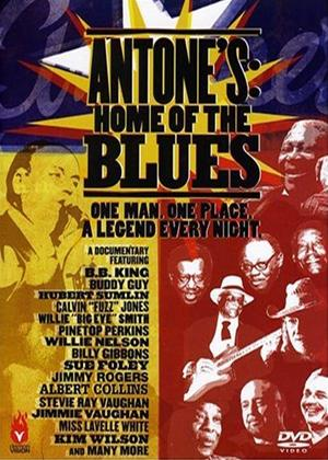 Rent Antone's Home of the Blues Online DVD Rental