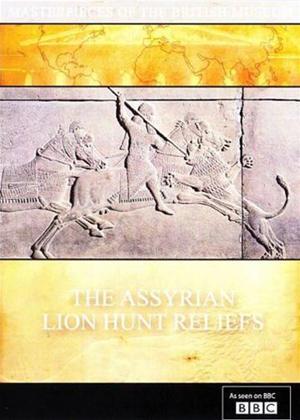 Rent The Assyrian Lion Hunt Reliefs Online DVD Rental