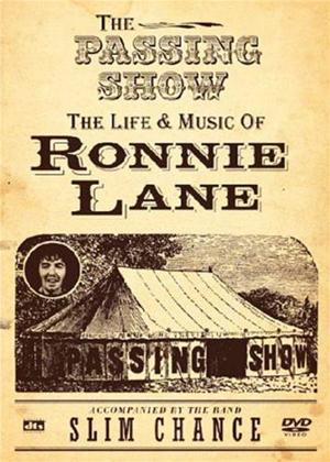 Rent Ronnie Lane: The Passing Show: The Life and Music of Ronnie Lane Online DVD Rental