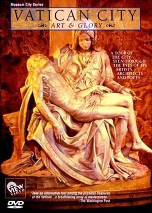 Rent Vatican City: Art and Glory Online DVD Rental