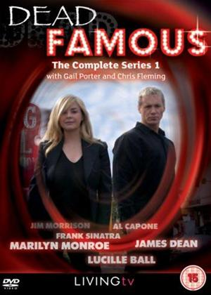 Rent Dead Famous: Series 1 Online DVD Rental