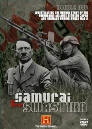 Rent Samurai and the Swastika Online DVD Rental