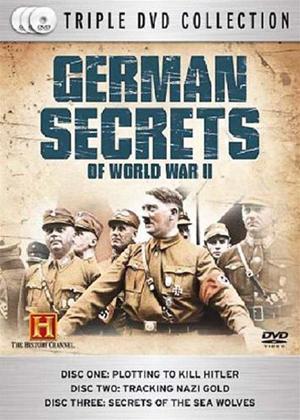 Rent German Secrets of World War 2 Online DVD Rental