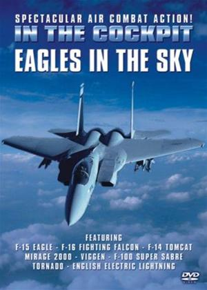 Rent In the Cockpit: Eagles in the Sky Online DVD Rental