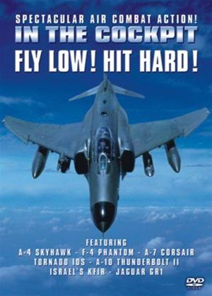 Rent In the Cockpit: Fly Low, Hit Hard Online DVD Rental